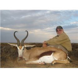 7-day South African Springbok Slam Hunt for One Hunter and One Observer