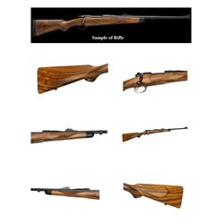 Dakota Model 76 Safari Bolt Action Rifle