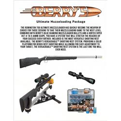 Ultimate Muzzleloading Package