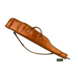 Leather Scoped Rifle Slip