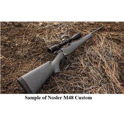 Nosler M48 Custom