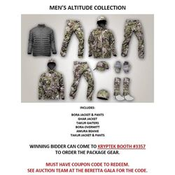 Men's Altitude Collection