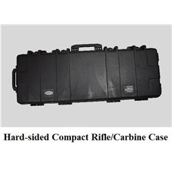 H44 Hard-sided Compact Rifle/Carbine Case