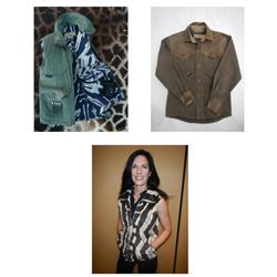 Camouflage Outdoor Garment Collection