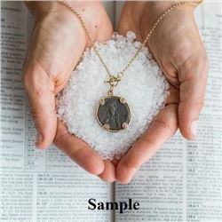 Jewelry - Christ Coin Pendant