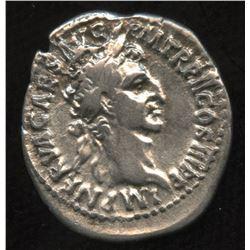 Ancient - Roman Imperial - Nerva. 96-98 AD. AR Denarius