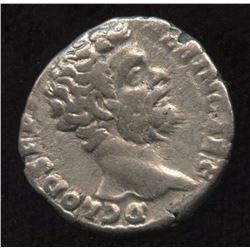 Ancient - Roman Imperial - Clodius Albinus, as Caesar. 193-195 AD. AR Denarius, struck under Septimi