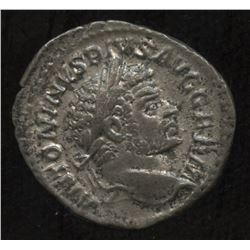 Ancient - Roman Imperial - Caracalla. 198-217. AR Denarius
