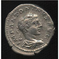 Ancient - Roman Imperial - Elagabalus. 218-222 AD. AR Denarius