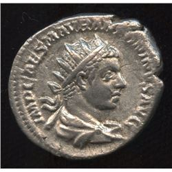 Ancient - Roman Imperial - Elagabalus. 218-222 AD. AR Antoninianus