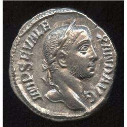 Ancient - Roman Imperial - Severus Alexander. 222-235 AD. AR Denarius