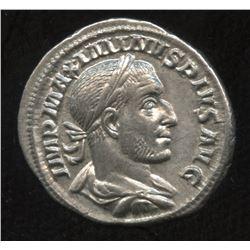 Ancient - Roman Imperial - Maximinus. 235-238 AD. AR Denarius