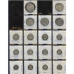 Australia Collection of 17 Coins
