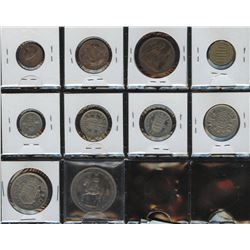 Great Britain - 10 Coin Proof Set - 1953
