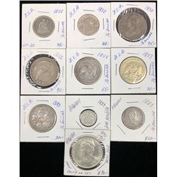 USA Coins - Lot of 10