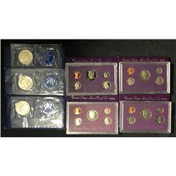 USA Mint Sets - Lot of 7 Sets