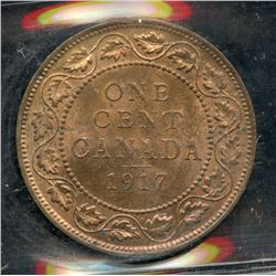 1917 One Cent