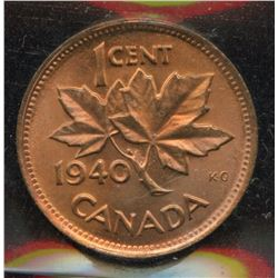 1940 One Cent