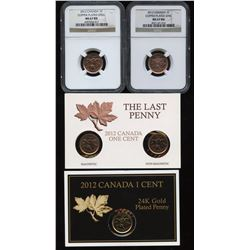 The Last Penny - Lot of 5 Coins