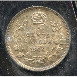 1906 Five Cents