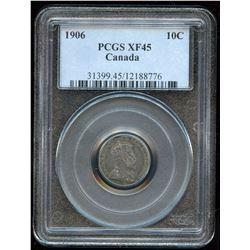1906 Ten Cents