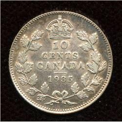 1935 Ten Cents
