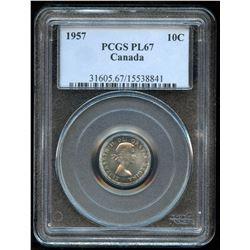 1957 Ten Cents