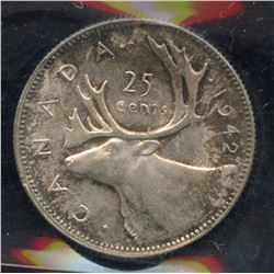 1942 Twenty-Five Cents