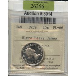 1959 Twenty-Five Cents