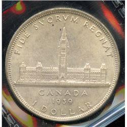 1939 Silver Dollar