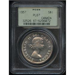 1957 Silver Dollar