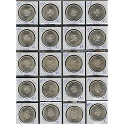 1964 Silver Dollars - Lot of 32 Coins