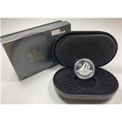 2000 Bluenose Hologram $20 Silver Coin