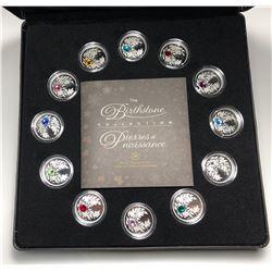 2012 Birthstone $3 Fine Collection