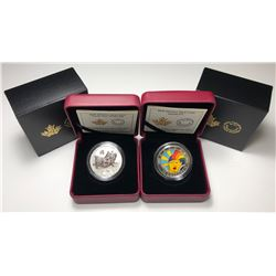 2019 Equality & Year of the Pig $10 Fine Silver Coins