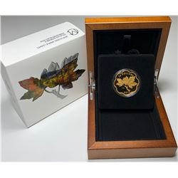 2019 Canada $20 Fine Silver Coin - Iconic Maple Leaves