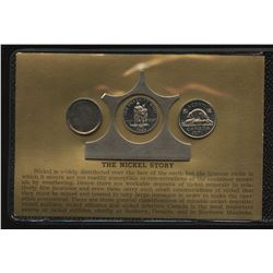 The Nickel Story by the Sherritt Mint