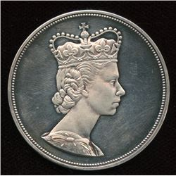 1953 Coronation Queen Elizabeth Medal