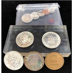 1967 Commemorative Coin & Medallion Lot