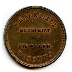 POST CONFEDERATION MEDAL.