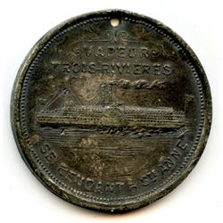 Quebec Transportation Token.