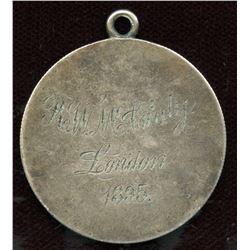 1879 USA Engraved Silver Dollar