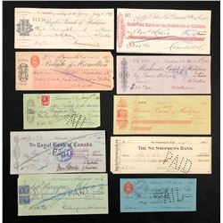 Banking Ephemera - Similar to Previous Lot