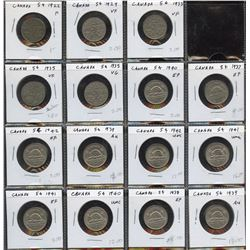 Five Cent Collection