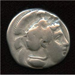 LUCANIA, Thourioi. c. 400-350 BC. AR Nomos