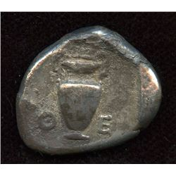 BOEOTIA, Thebes. c. 425-400 BC. AR Stater