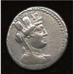 PHOENICIA, Arados. c. 137-46 BC. AR Tetradrachm