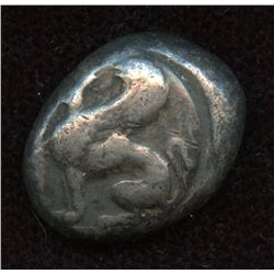 ISLANDS off IONIA, Chios. c. 480-435 BC. AR Didrachm