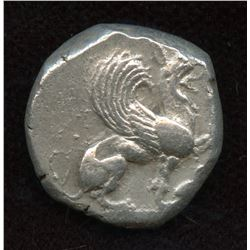 IONIA, Teos. c. 510-475 BC. AR Stater