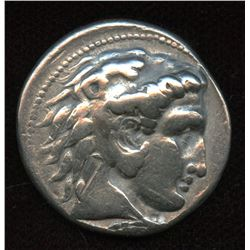 KINGS of MACEDON, Philip III Arrhidaios. 323-317 BC. AR Tetradrachm